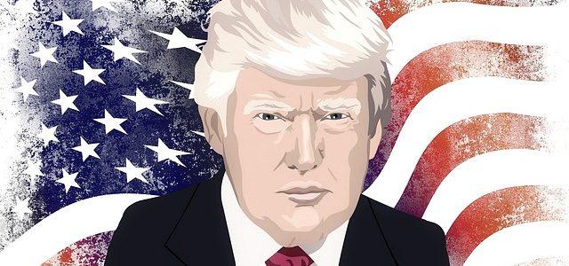 Donald Trump und das Thema Krieg