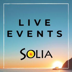 Live Events mit SOLIA
